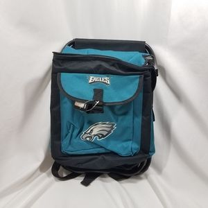 Eagles Tailgate Cooler and Seat NWT